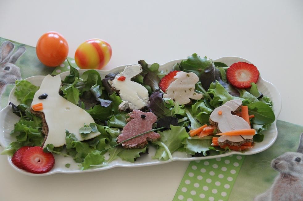 gesunder Osterhase